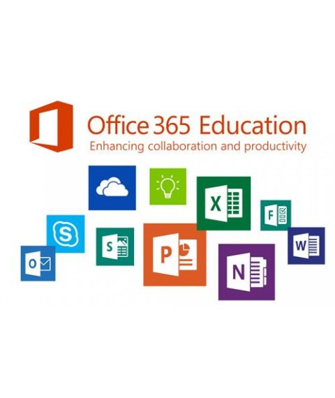 Microsoft Office 365 student Lifetime Account For 5 Pc's Mac Win 5 T.B